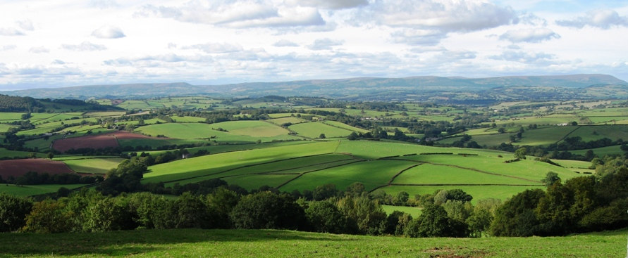 View of The Usk Valley from Devauden, Monmouthshire.JPG